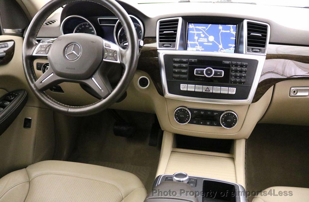 2015 Mercedes-Benz M-Class CERTIFIED ML350 4Matic AWD Blind Spot CAMERA NAVI - 17425261 - 26