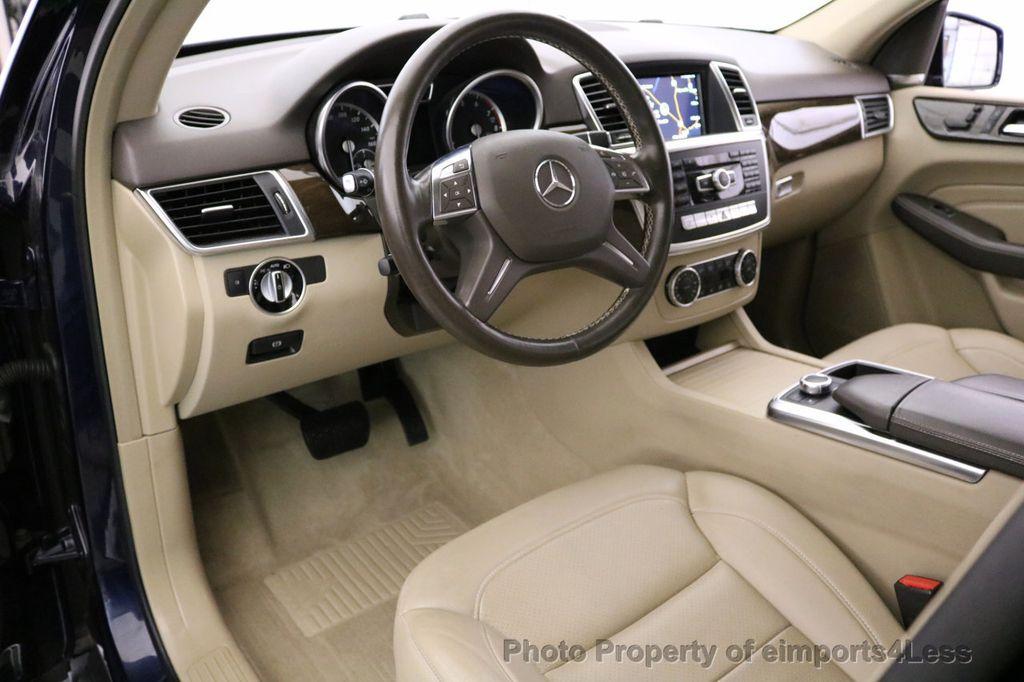 2015 Mercedes-Benz M-Class CERTIFIED ML350 4Matic AWD Blind Spot CAMERA NAVI - 17425261 - 36