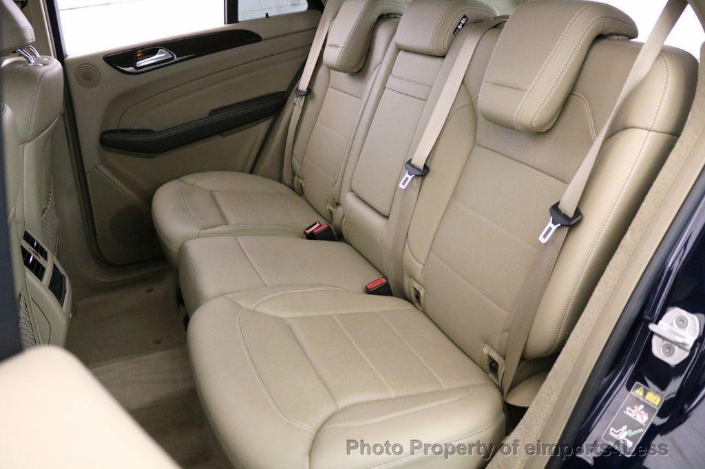 2015 Mercedes-Benz M-Class CERTIFIED ML350 4Matic AWD Blind Spot CAMERA NAVI - 17425261 - 42