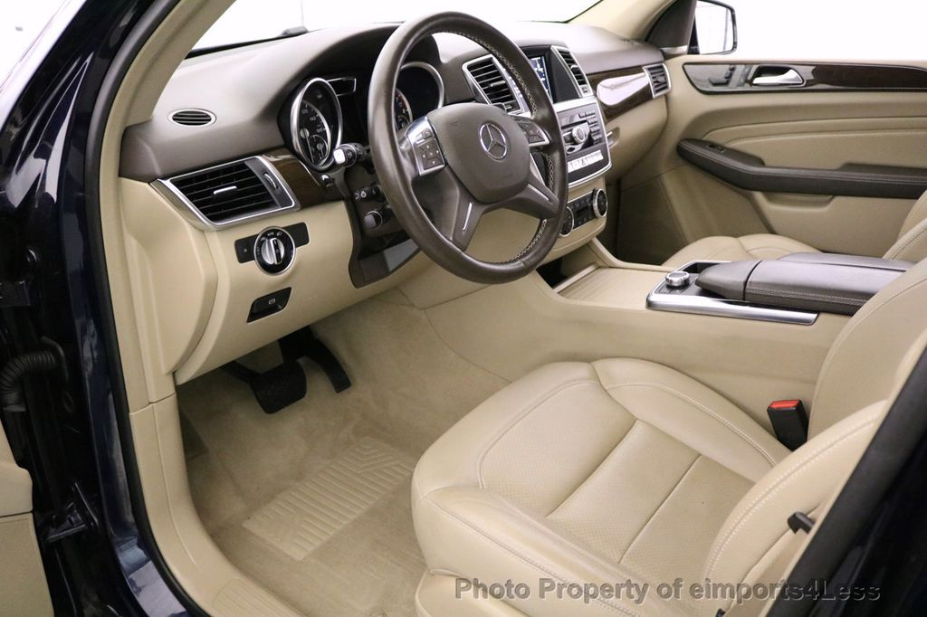 2015 Mercedes-Benz M-Class CERTIFIED ML350 4Matic AWD Blind Spot CAMERA NAVI - 17425261 - 7