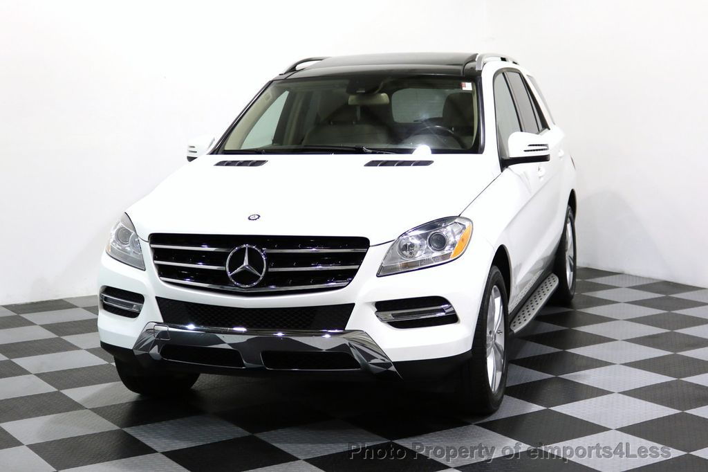2015 Mercedes-Benz M-Class CERTIFIED ML350 4Matic AWD CAMERA NAVIGATION - 17160371 - 25