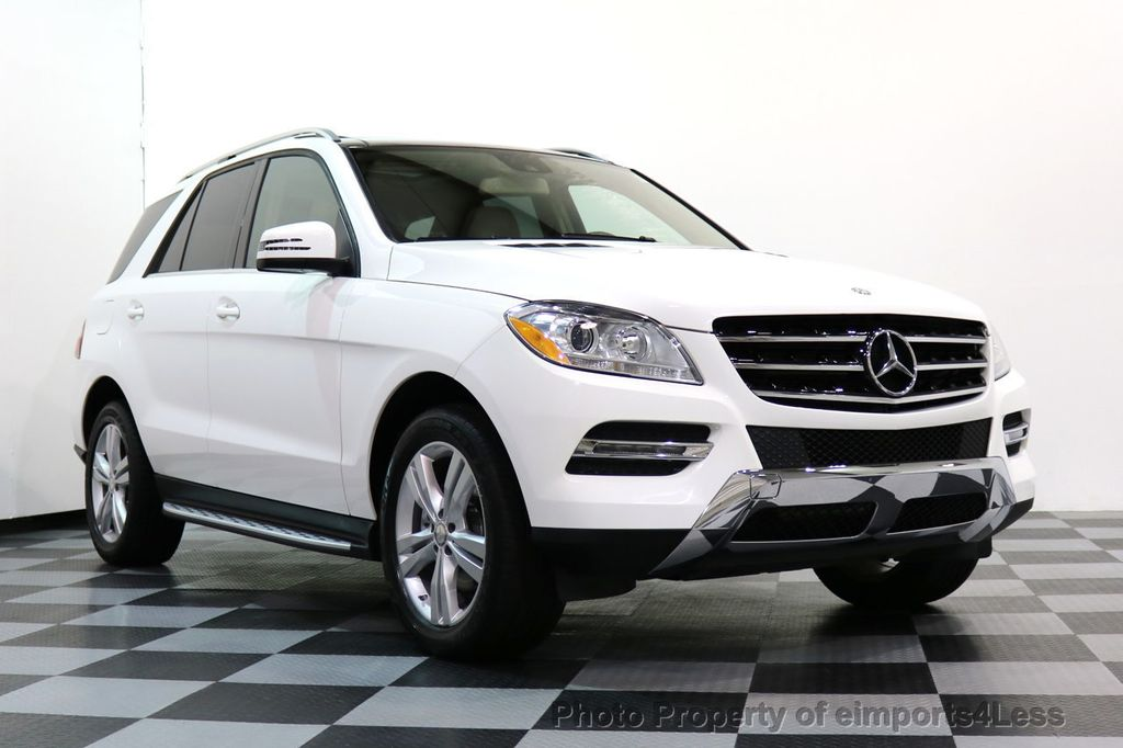 2015 Mercedes-Benz M-Class CERTIFIED ML350 4Matic AWD CAMERA NAVIGATION - 17160371 - 26
