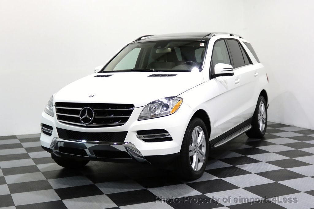 2015 Mercedes-Benz M-Class CERTIFIED ML350 4Matic AWD CAMERA NAVIGATION - 17160371 - 42