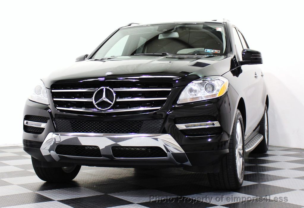 2015 used mercedes benz m class certified ml350 4matic awd for Mercedes benz m class used