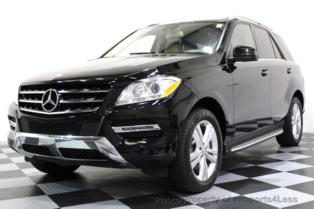 2015 used mercedes benz m class certified ml350 4matic awd suv camera navi at eimports4less. Black Bedroom Furniture Sets. Home Design Ideas