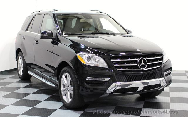 2015 Mercedes-Benz M-Class CERTIFIED ML350 4MATIC AWD SUV CAMERA / NAVI - 16581568 - 13