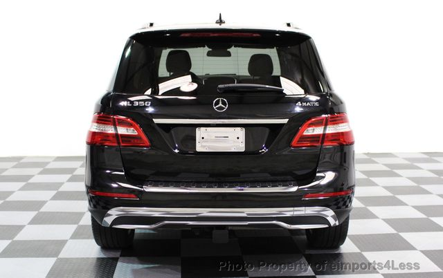 2015 Mercedes-Benz M-Class CERTIFIED ML350 4MATIC AWD SUV CAMERA / NAVI - 16581568 - 16