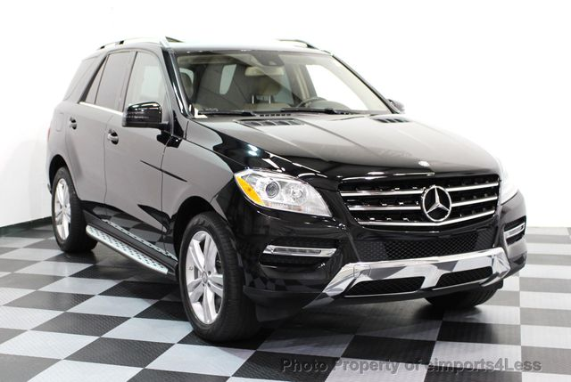 2015 Mercedes-Benz M-Class CERTIFIED ML350 4MATIC AWD SUV CAMERA / NAVI - 16581568 - 27