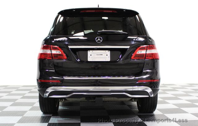 2015 Mercedes-Benz M-Class CERTIFIED ML350 4MATIC AWD SUV CAMERA / NAVI - 16581568 - 29
