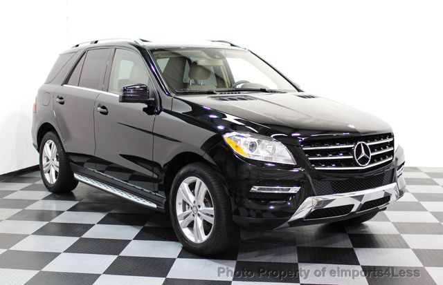 2015 Mercedes-Benz M-Class CERTIFIED ML350 4MATIC AWD SUV CAMERA / NAVI - 16581568 - 42