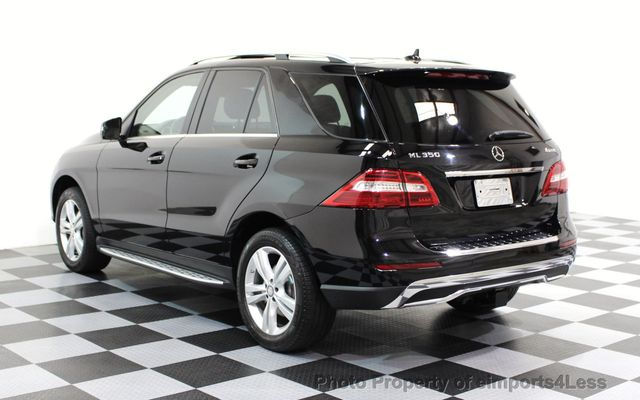 2015 Mercedes-Benz M-Class CERTIFIED ML350 4MATIC AWD SUV CAMERA / NAVI - 16581568 - 43