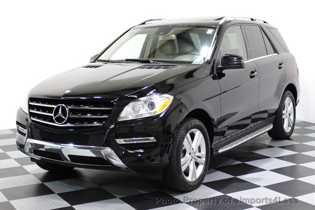 2015 Mercedes-Benz M-Class CERTIFIED ML350 4MATIC AWD SUV CAMERA / NAVI - 16581568 - 45