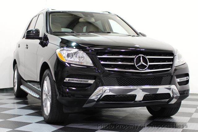 2015 Mercedes-Benz M-Class CERTIFIED ML350 4MATIC AWD SUV CAMERA / NAVI - 16581568 - 46