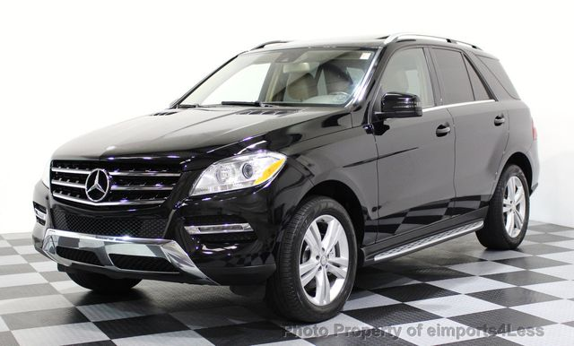 2015 Mercedes-Benz M-Class CERTIFIED ML350 4MATIC AWD SUV CAMERA / NAVI - 16581568 - 49
