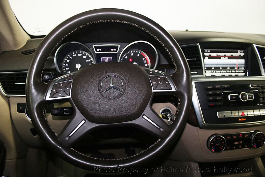 2015 Mercedes-Benz M-Class ML 350 4MATIC 4dr ML350 - 16779737 - 28
