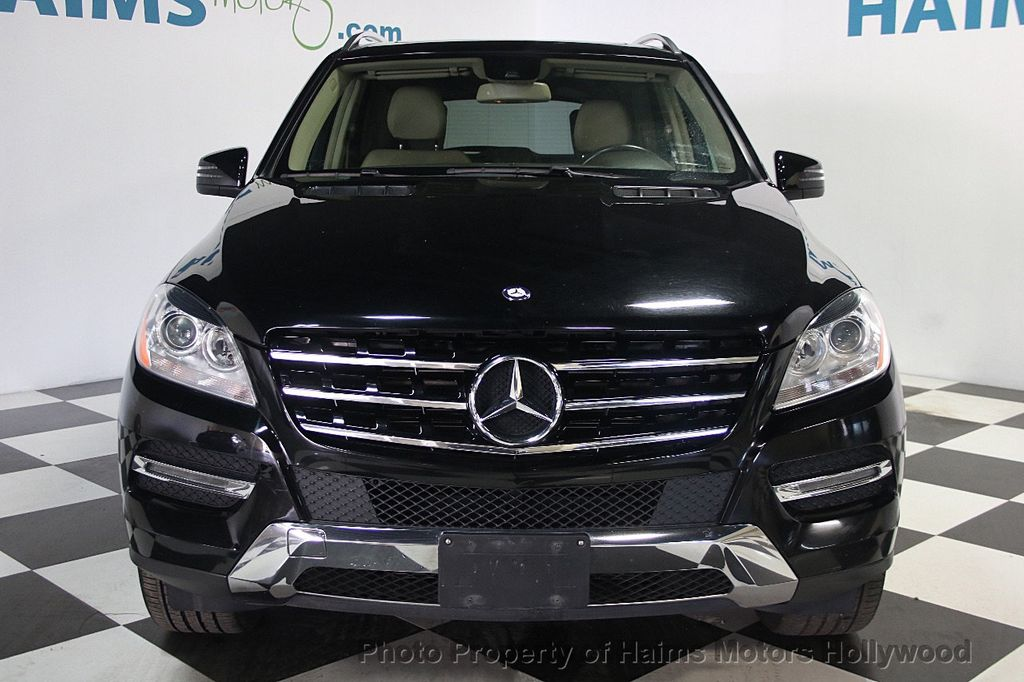 2015 Mercedes-Benz M-Class ML 350 4MATIC 4dr ML350 - 16779737 - 2