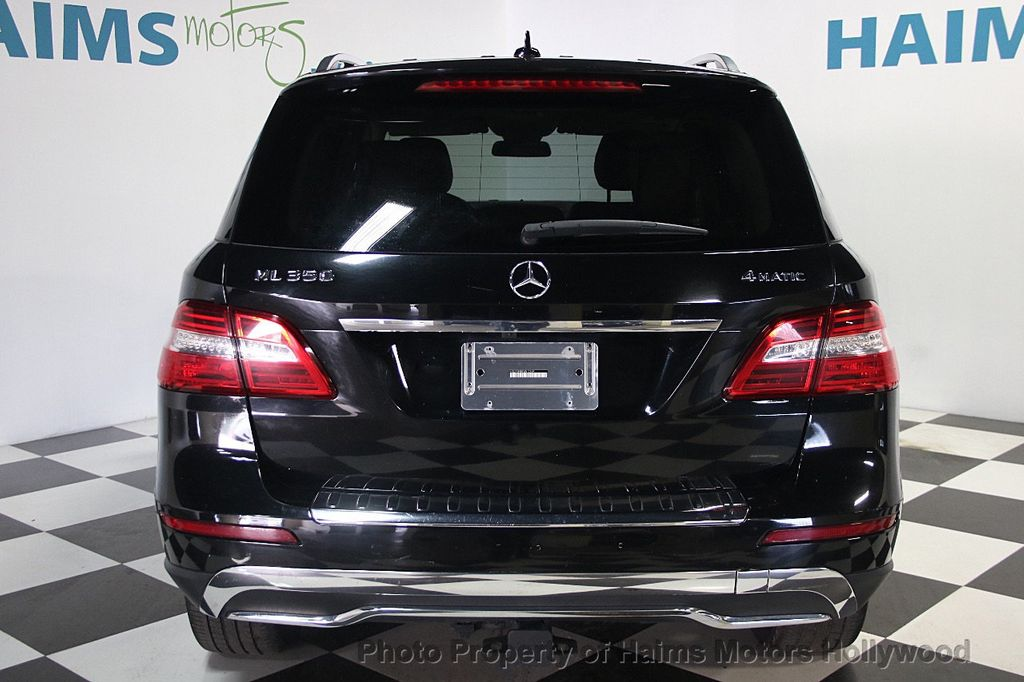 2015 Mercedes-Benz M-Class ML 350 4MATIC 4dr ML350 - 16779737 - 5