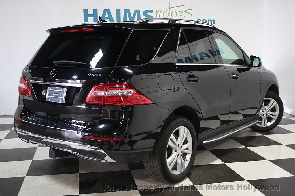 2015 Mercedes-Benz M-Class ML 350 4MATIC 4dr ML350 - 16779737 - 6
