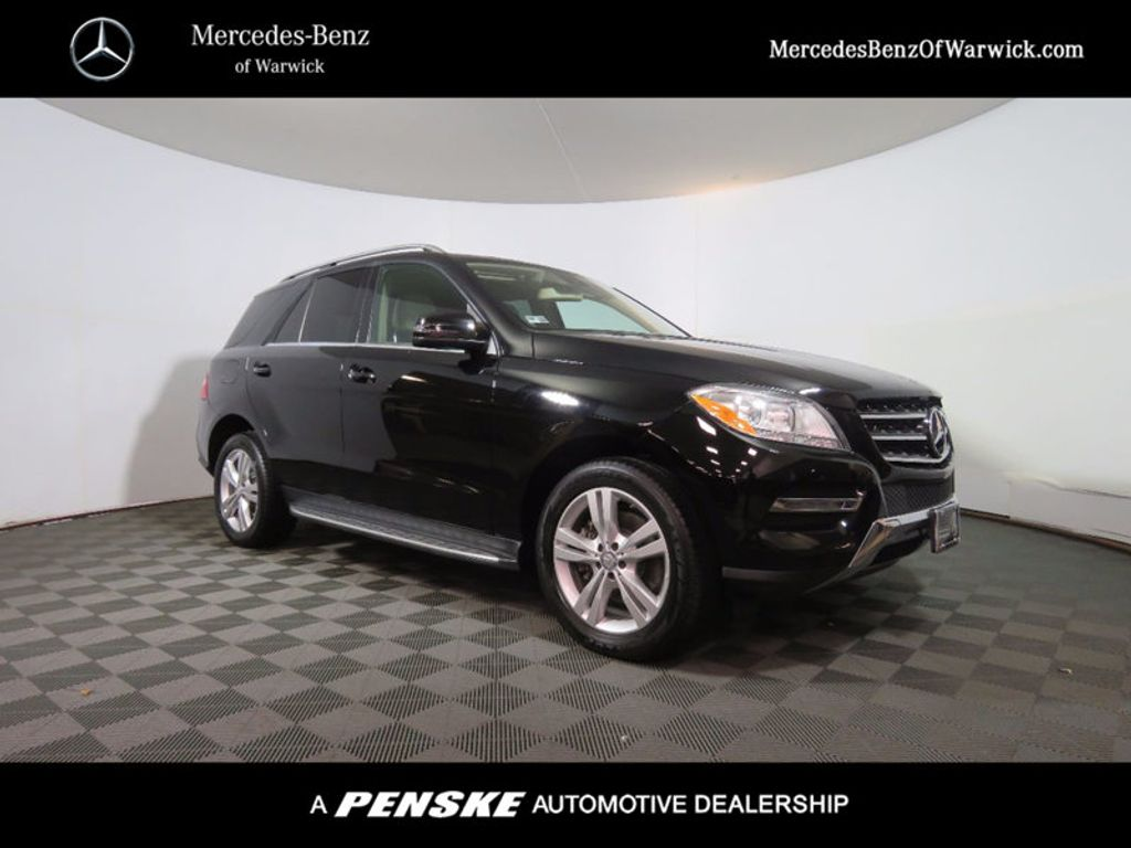 2015 Mercedes-Benz M-Class ML 350 4MATIC 4dr ML350 - 16981252 - 0