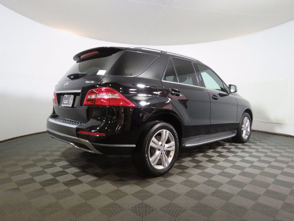 2015 Mercedes-Benz M-Class ML 350 4MATIC 4dr ML350 - 16981252 - 9