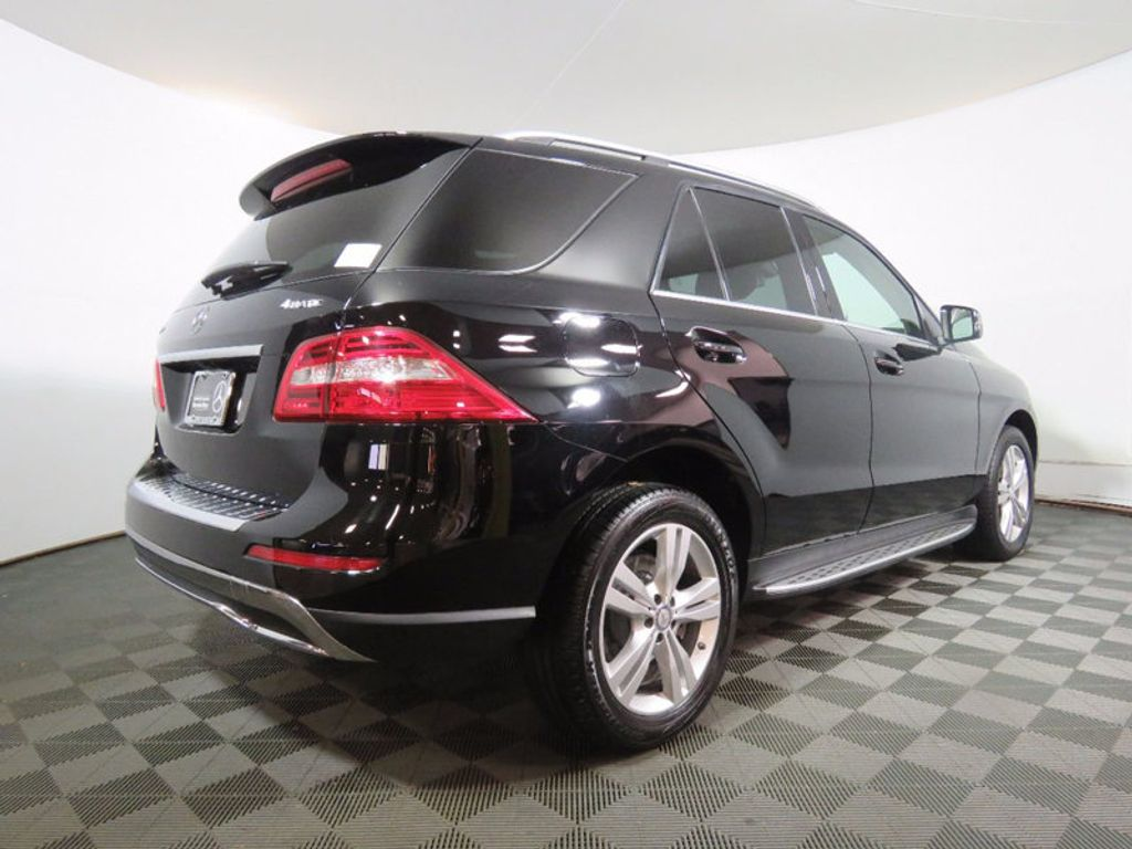 2015 Mercedes-Benz M-Class ML 350 4MATIC 4dr ML350 - 16981252 - 10