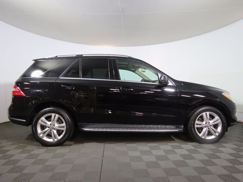 2015 Mercedes-Benz M-Class ML 350 4MATIC 4dr ML350 - 16981252 - 11