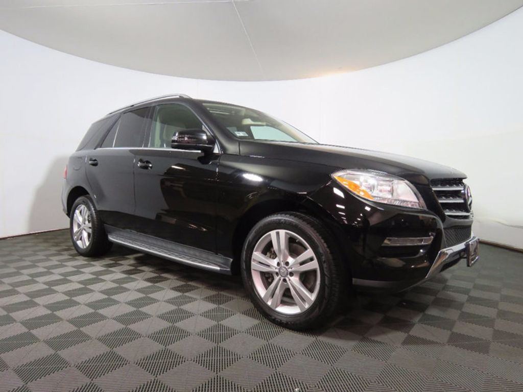 2015 Mercedes-Benz M-Class ML 350 4MATIC 4dr ML350 - 16981252 - 1