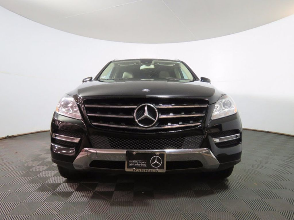 2015 Mercedes-Benz M-Class ML 350 4MATIC 4dr ML350 - 16981252 - 2