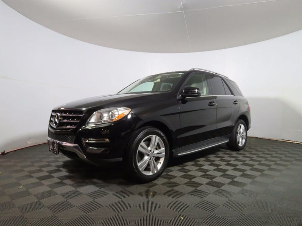 2015 Mercedes-Benz M-Class ML 350 4MATIC 4dr ML350 - 16981252 - 3