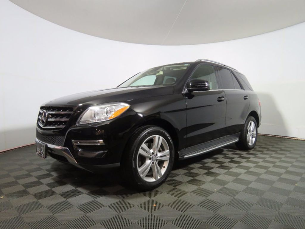 2015 Mercedes-Benz M-Class ML 350 4MATIC 4dr ML350 - 16981252 - 4