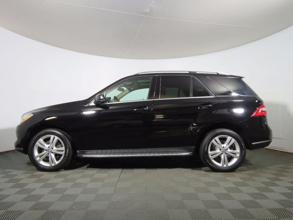 2015 Mercedes-Benz M-Class ML 350 4MATIC 4dr ML350 - 16981252 - 5