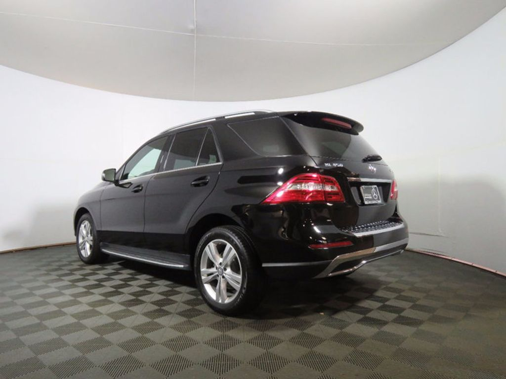 2015 Mercedes-Benz M-Class ML 350 4MATIC 4dr ML350 - 16981252 - 6