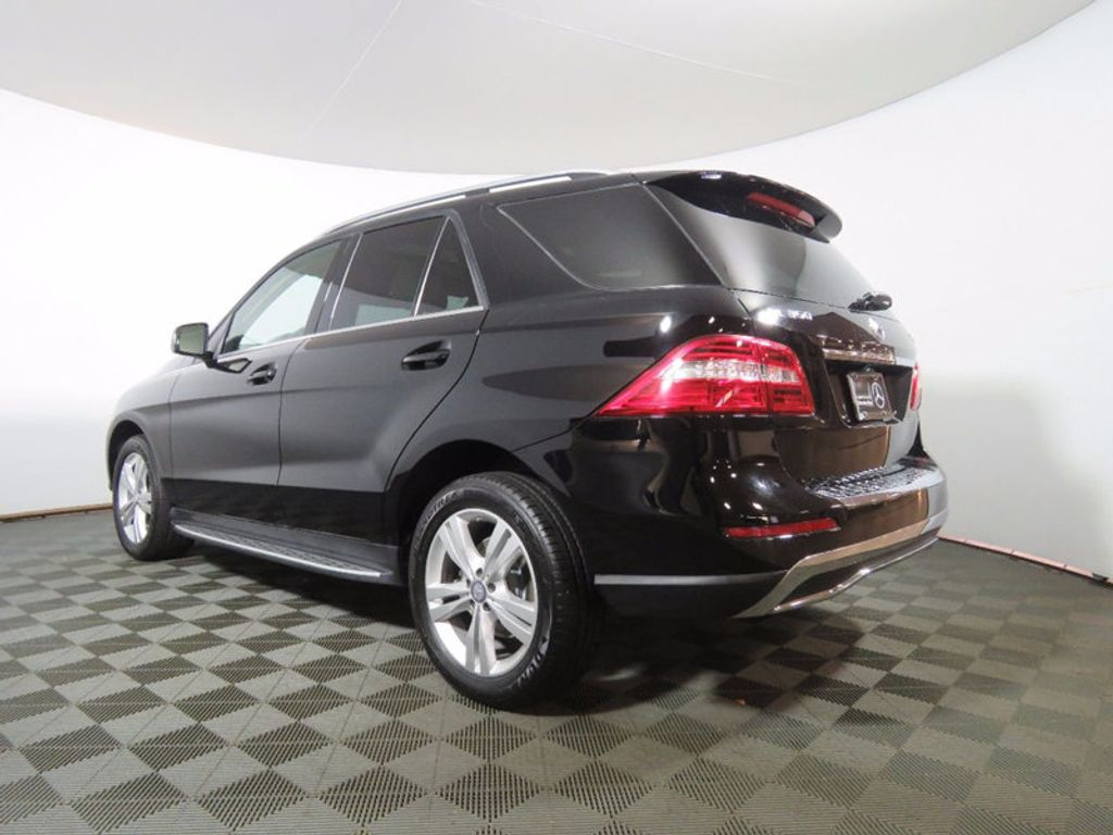2015 Mercedes-Benz M-Class ML 350 4MATIC 4dr ML350 - 16981252 - 7