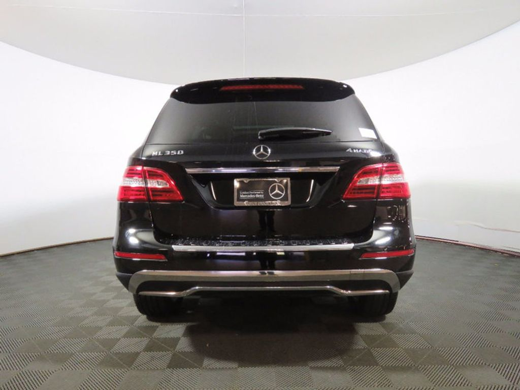 2015 Mercedes-Benz M-Class ML 350 4MATIC 4dr ML350 - 16981252 - 8