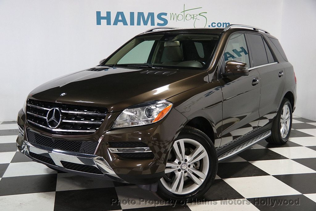 2015 used mercedes benz m class rwd 4dr ml 350 at haims for Used mercedes benz miami
