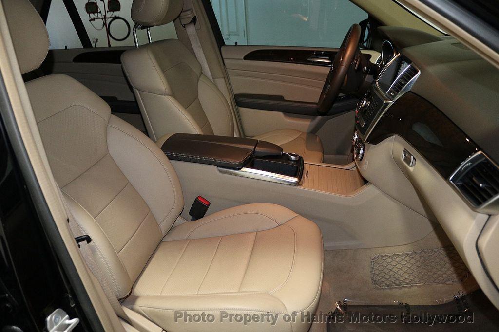 2015 Mercedes-Benz M-Class RWD 4dr ML 350 - 18373662 - 14