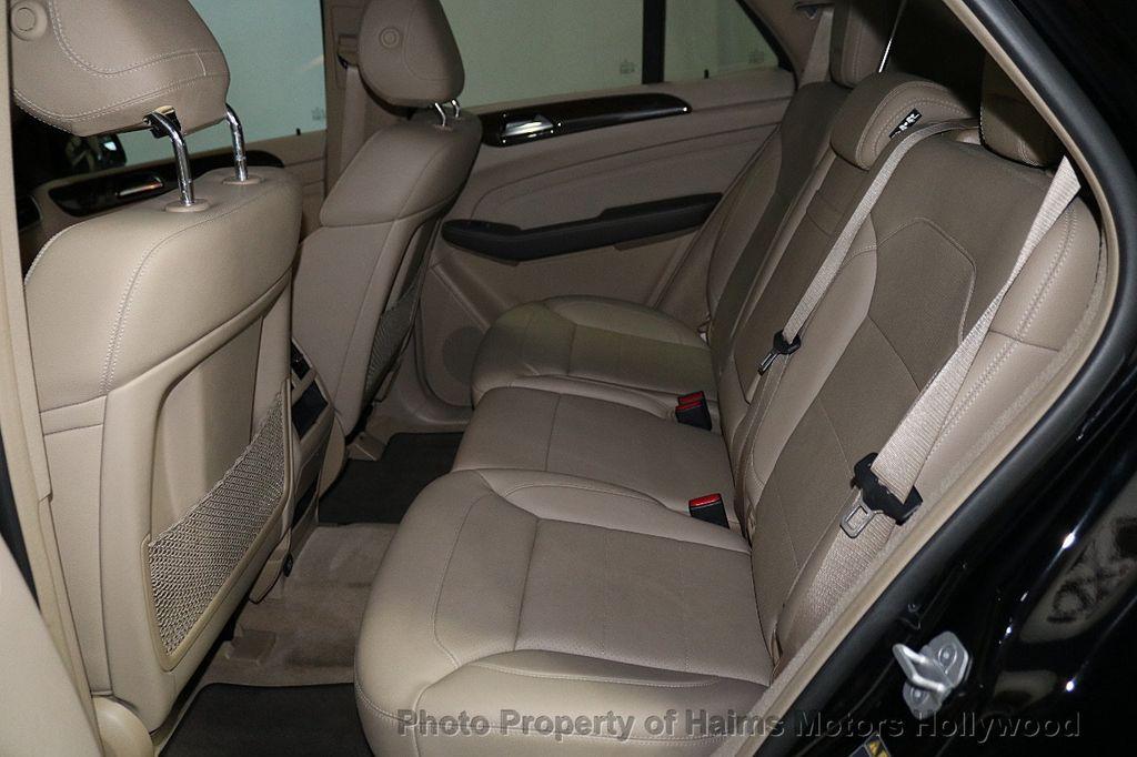 2015 Mercedes-Benz M-Class RWD 4dr ML 350 - 18373662 - 16