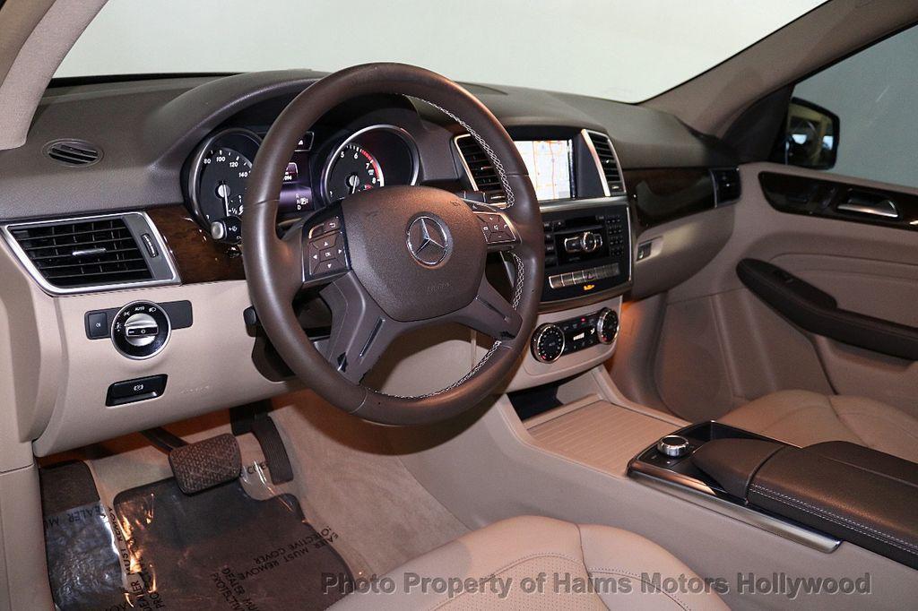 2015 Mercedes-Benz M-Class RWD 4dr ML 350 - 18373662 - 18
