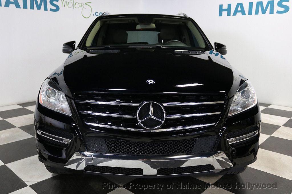 2015 Mercedes-Benz M-Class RWD 4dr ML 350 - 18373662 - 2