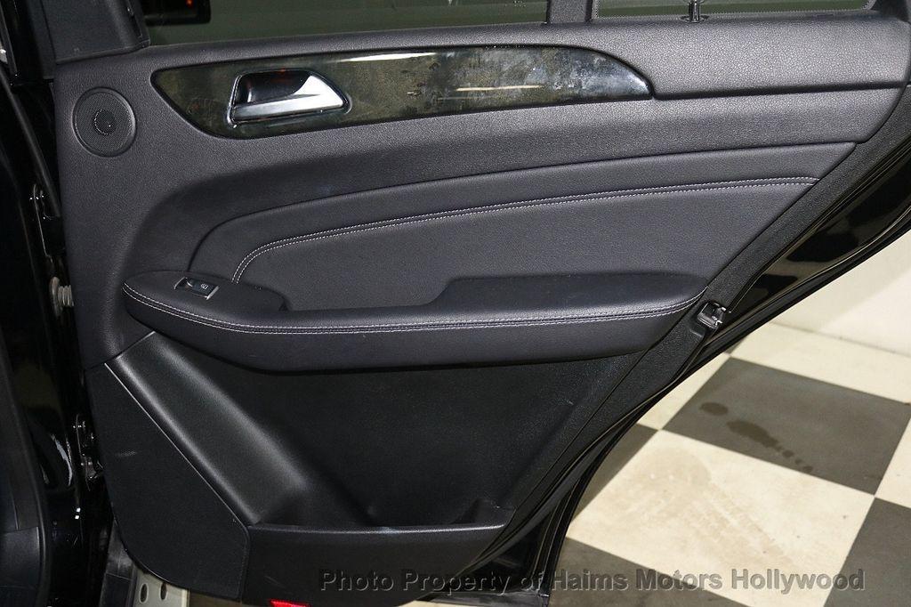 2015 Mercedes-Benz M-Class RWD 4dr ML 350 - 18501500 - 12