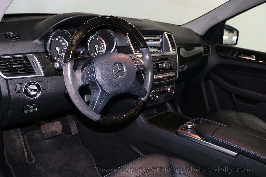 2015 Mercedes-Benz M-Class RWD 4dr ML 350 - 18501500 - 18