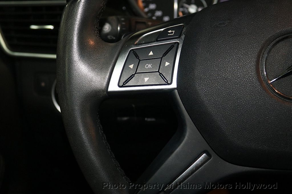 2015 Mercedes-Benz M-Class RWD 4dr ML 350 - 18501500 - 24
