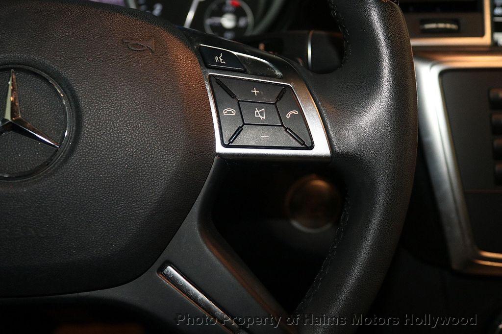 2015 Mercedes-Benz M-Class RWD 4dr ML 350 - 18501500 - 25