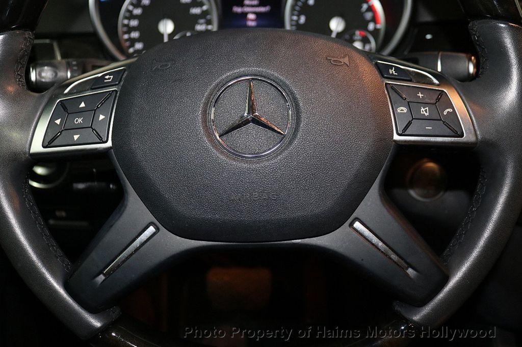 2015 Mercedes-Benz M-Class RWD 4dr ML 350 - 18501500 - 26