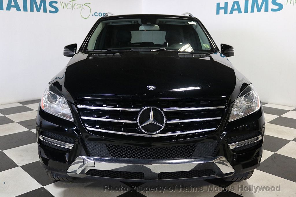 2015 Mercedes-Benz M-Class RWD 4dr ML 350 - 18501500 - 2
