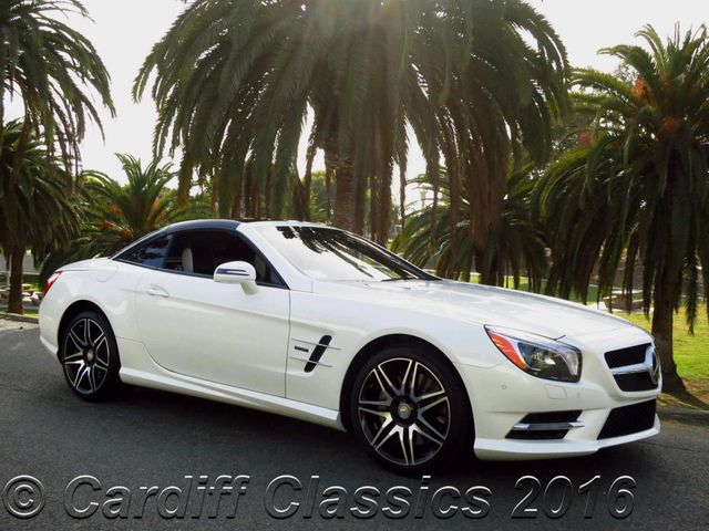 "2015 Used Mercedes-Benz SL550 White Arrow Limited ""White ..."