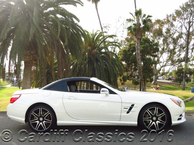 """2015 Used Mercedes-Benz SL550 White Arrow Limited """"White ..."""