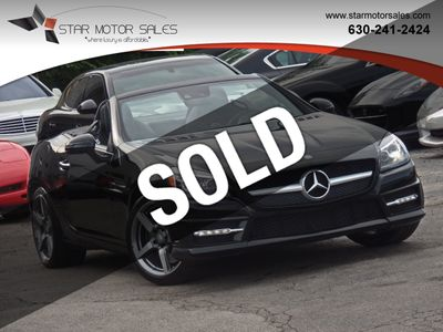 2015 Mercedes-Benz SLK 2dr Roadster SLK 250 Convertible