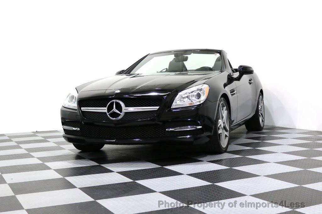 2015 Mercedes-Benz SLK CERTIFIED SLK250 6 SPEED MANUAL TRANS PANO NAVI - 17308034 - 13