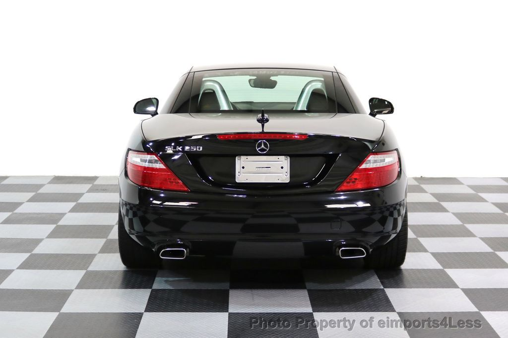 2015 Mercedes-Benz SLK CERTIFIED SLK250 6 SPEED MANUAL TRANS PANO NAVI - 17308034 - 16